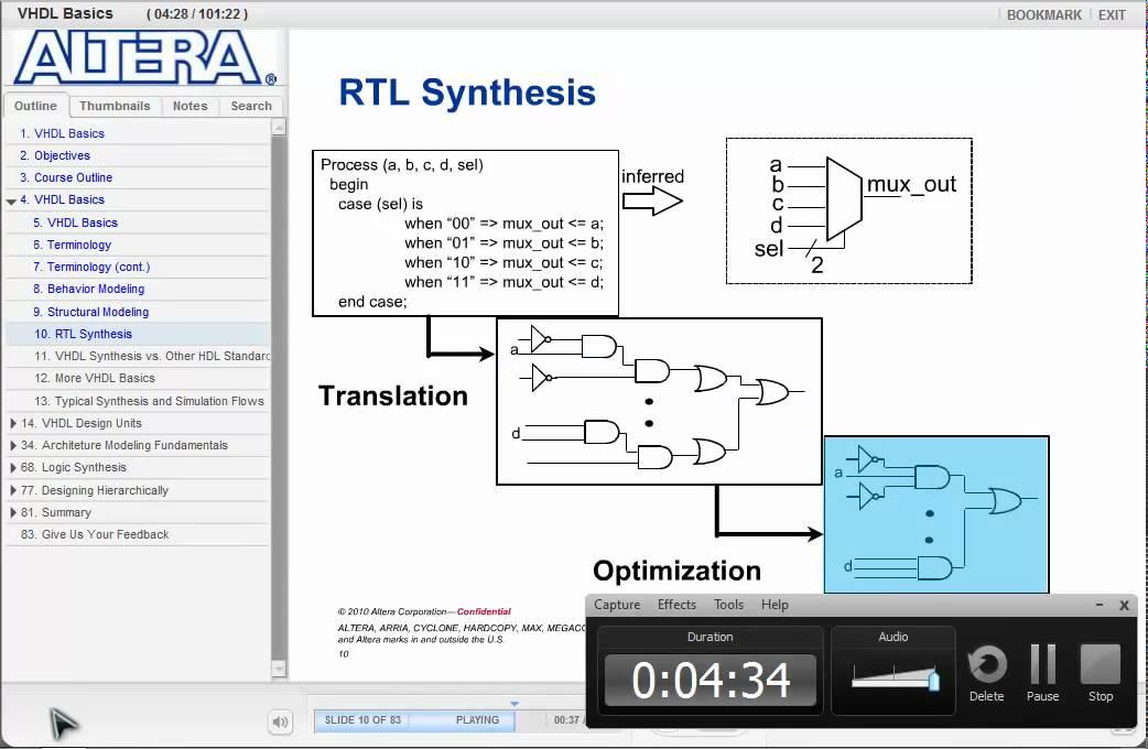 VHDL Basics Part-1