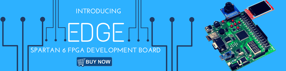 EDGE Spartan 6 FPGA banner