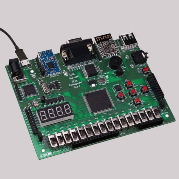 EDGE Spartan 6 FPGA Development Board 01