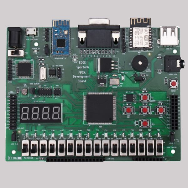 EDGE Spartan 6 FPGA Development Board 02