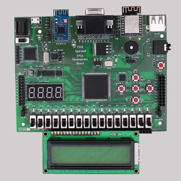 EDGE Spartan 6 FPGA Development Board 05