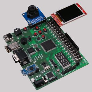 EDGE Spartan 6 FPGA Development Board 07