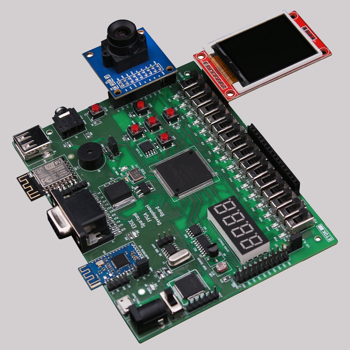 Introducing EDGE Spartan 6 FPGA Development Board!