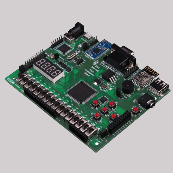 EDGE Spartan 6 FPGA Development Board 08