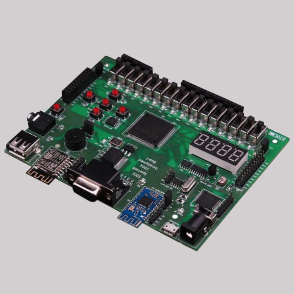 EDGE Spartan 6 FPGA Development Board 09
