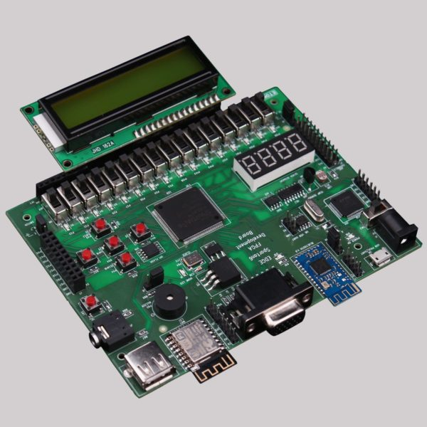 EDGE Spartan 6 FPGA Development Board 10