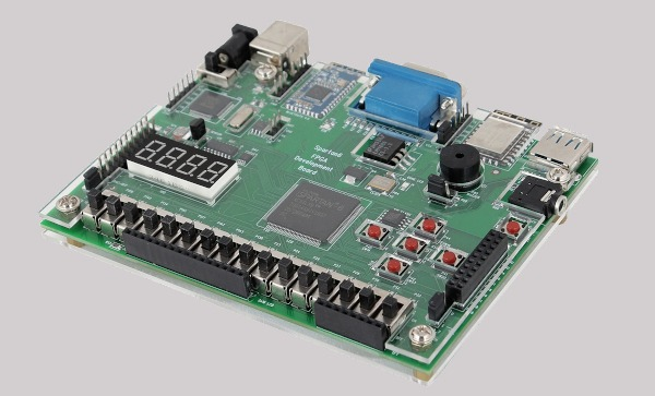 Introducing EDGE Spartan 6 FPGA Development Board!