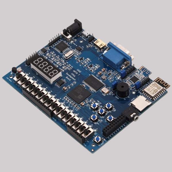 EDGE Artix 7 FPGA Development Board 4