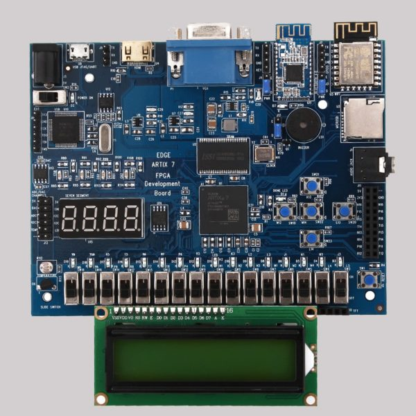 EDGE Artix 7 FPGA Development Board 6