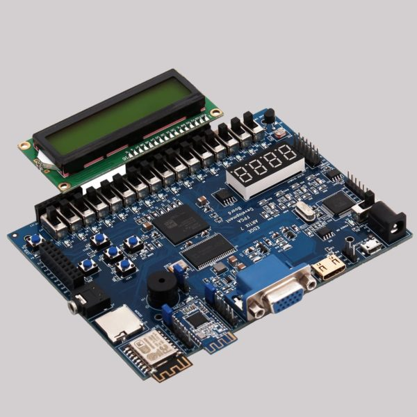 EDGE Artix 7 FPGA Development Board 7