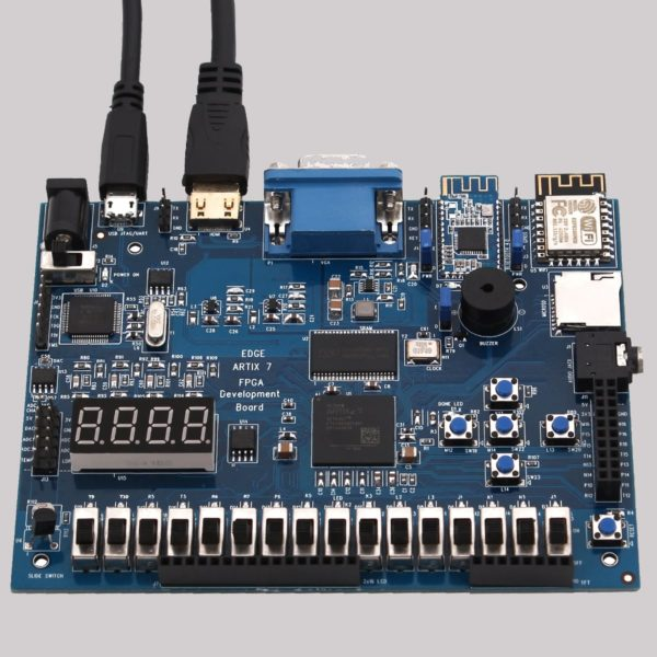 EDGE Artix 7 FPGA Development Board 8