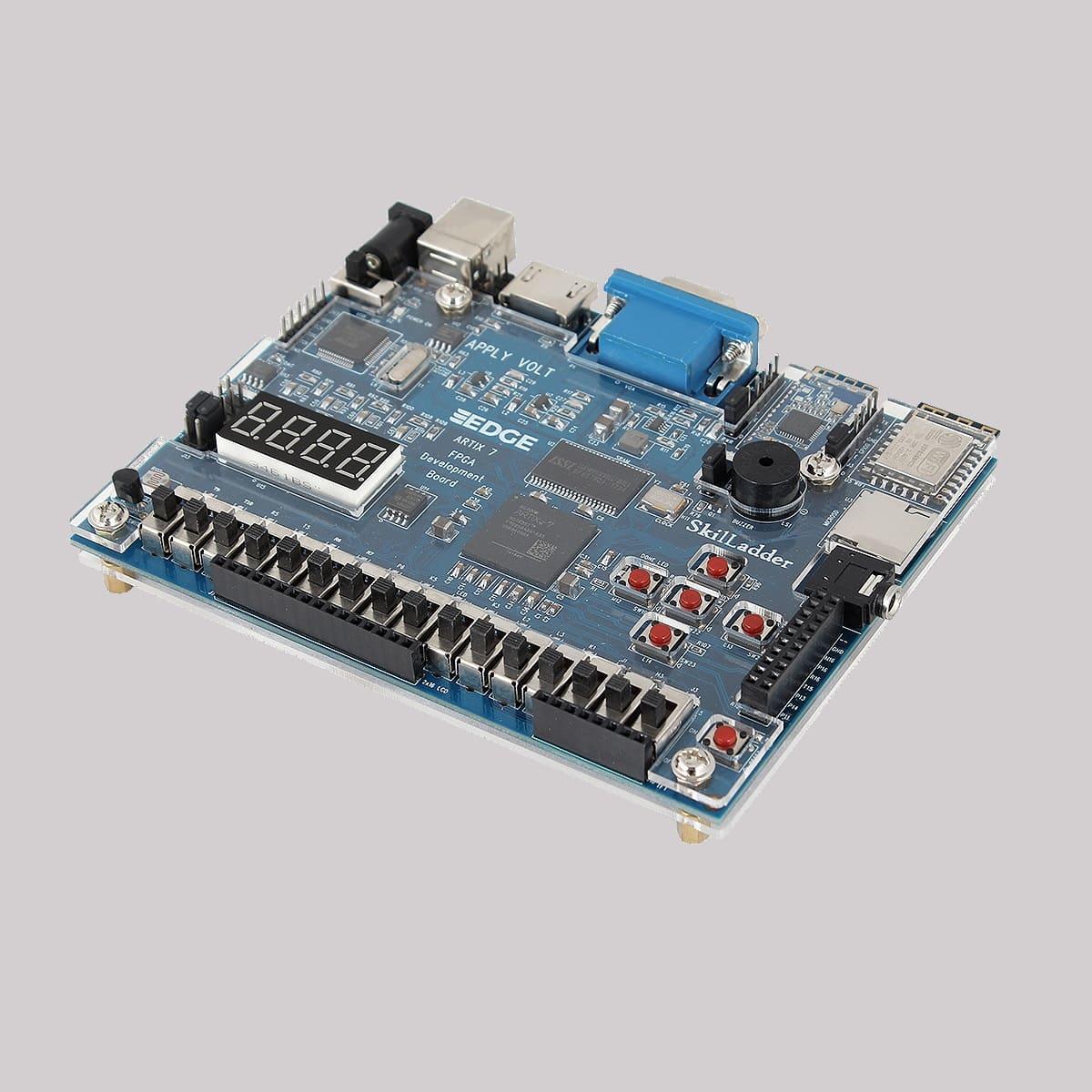 EDGE Artix 7 FPGA Development Board