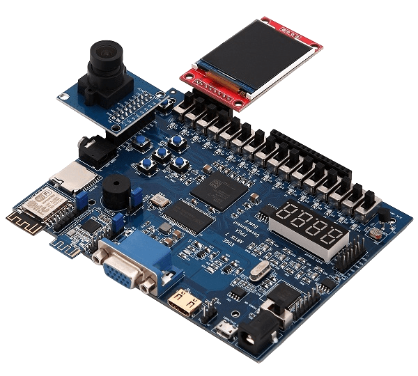 EDGE Artix 7 FPGA Development Board Demonstration Manual
