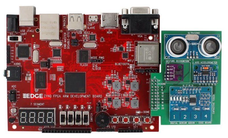 Introduction and Advantages of Digital Sensor Addon for EDGE FPGA kit